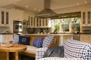 kitchen sitting room ideas kitchen family room cottage kitchen bonesteel trout hall
