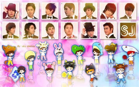 theme line android super junior sanz yu sanzeda fay lupe super junior newest line