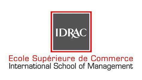 Of Delaware Mba Information Session by Idrac Business School Les 233 Tudiants Internationaux