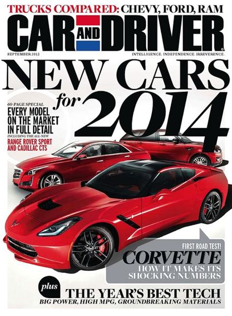 car and driver free car and driver magazine subscription
