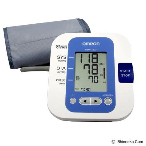 Terlaris Alat Ukur Detak Jantung Blood Pressure Monitor Khusus Jual Omron Arm Blood Pressure Monitor Hem 7203 Murah