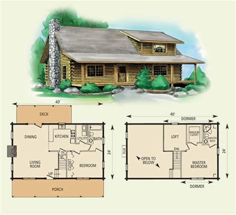 cabin with loft floor plans log cabin floor plans with loft small cabin floor plans
