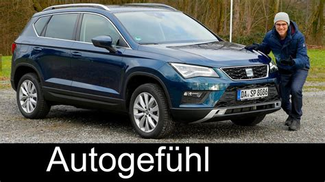 seat ateca blue seat ateca review test driven 1 0 tsi fwd style 2017