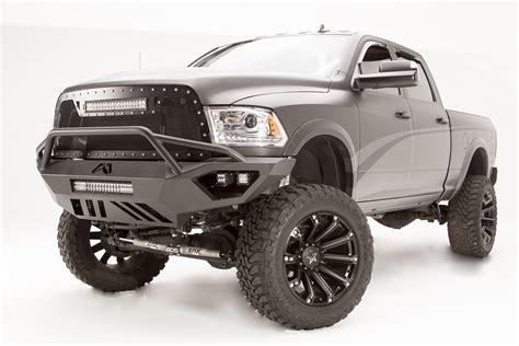 vengeance ram fab fours dr10 v2952 1 vengeance front bumper fits 2500