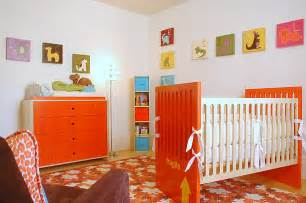 Orange Nursery Decor Inside Nursery Decorating Tips And Trends From Dnb Contractors