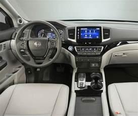 2017 Honda Pilot 2017 Honda Pilot Release Date Interior Touring Colors