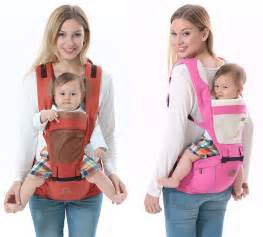 Multifunction backpack child carry bag seat belt bag baby chair belt baby wrap sling hip seat