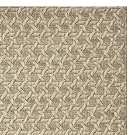 Faux Rug by Faux Textural Indoor Outdoor Rug Angora