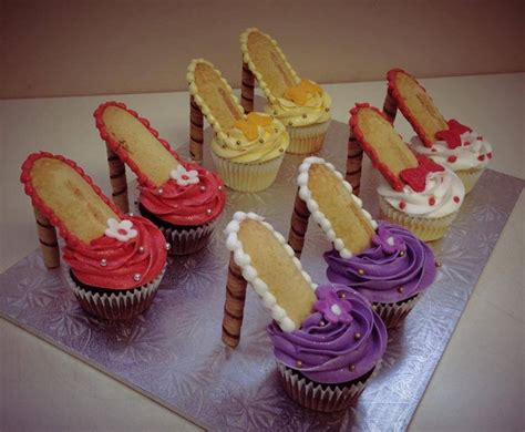 high heel cupcakes home design garden architecture