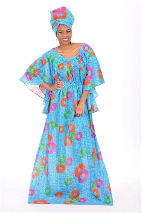 senegalese african dresses for women vibrant hand made blue senegalese dress for women dp3347