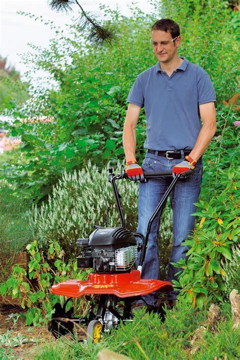 Garden Accessories India Buy Wolf Garten Petrol Tiller T 61 B At Best