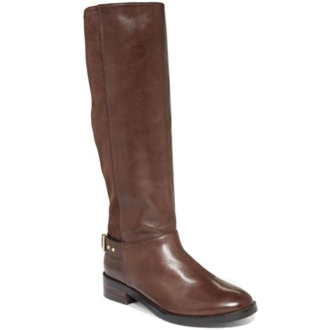 cole haan s boots lyst cole haan adler boots in brown