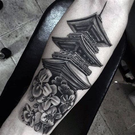 chinese temple tattoo designs 25 best ideas about japanese temple on