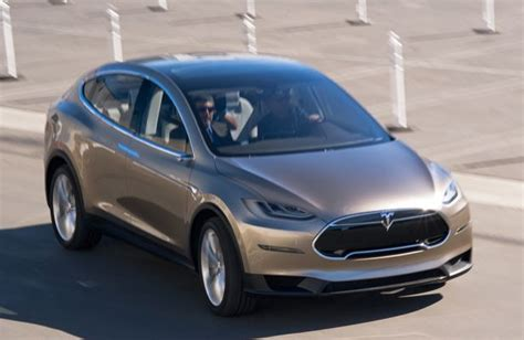 Tesla X Release Date 2015 Tesla Model X Price And Specs Release Date Review