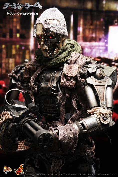 toys terminator salvation t 600 endoskeleton concept version