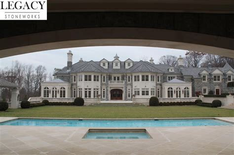 New England Home Interiors exterior pictures of the 68 million stone mansion homes