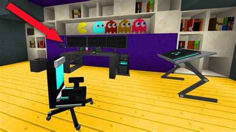 gaming zimmer 3d animiertes gaming zimmer in minecraft