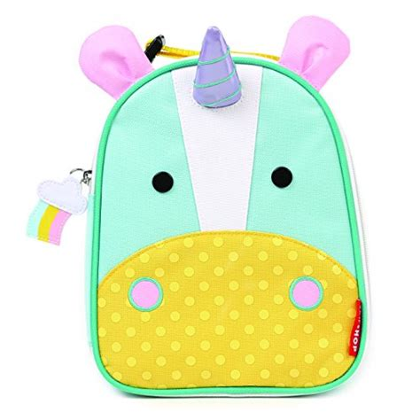 Skip Hop Zoo Lunchies Unicorn coti toys store skip hop zoo lunchie insulated lunch bag