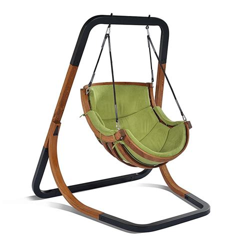 swinging chair with stand the best hanging chair for you