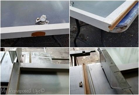 window pane kitchen cabinet doors kitchen island table top and more my repurposed 174