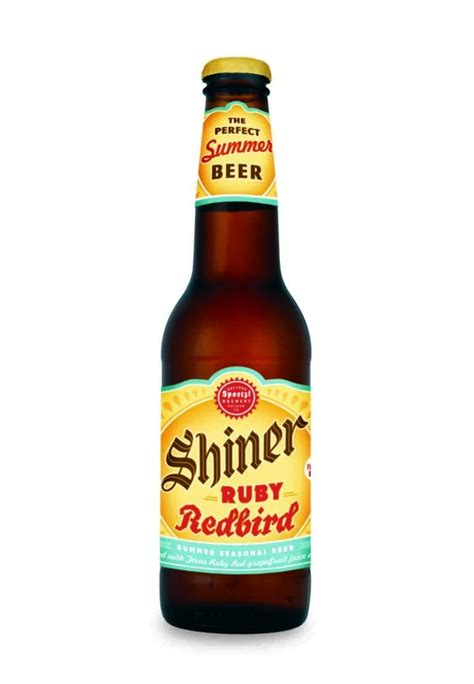 shiner light content review shiner ruby redbird best tasting spirits