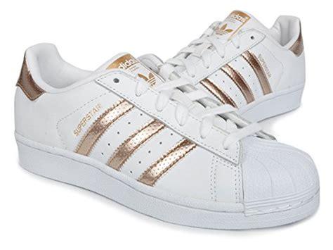 Gold Adidas Abu Koad Wanita adidas originals s superstar w fashion sneaker