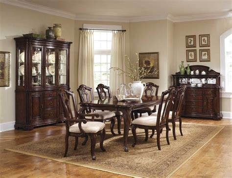 Pulaski Furniture Dining Room Set Pulaski Furnishing 7pc Dining Set Pulaski Furniture Montserrat Trestle Dining Set