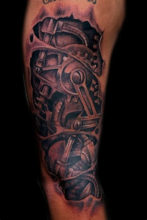 mechanical tattoos mechanical piston tattoos www imgkid the image kid