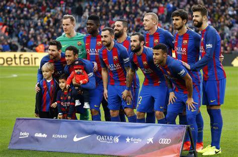barcelona di liga chion 2017 barcelona quiere la final de copa del rey en el bernab 233 u