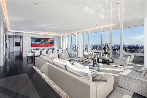 room and board nyc sale scintillating views and smart lighting shape posh manhattan penthouse