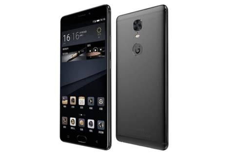 gionee m6s plus with encrypted chip security 6gb ram and