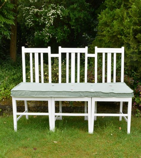 garden bench seat diy bench seat upcycled furniture vicky myers creations