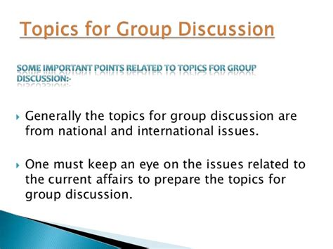 Discussion Topics For Mba Freshers With Answers by Discusion Topics Arts
