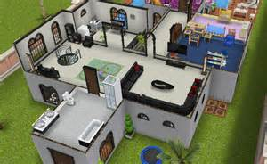 Sims Freeplay House Floor Plans the sims freeplay house guide part two the girl who games