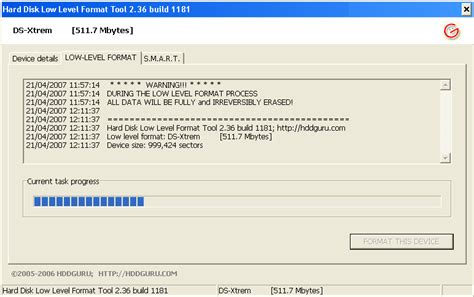 format cd software hdd low level format tool download for windows free