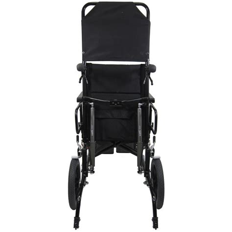 reclining transport chair karman healthcare km 5000 tp ultralight transport