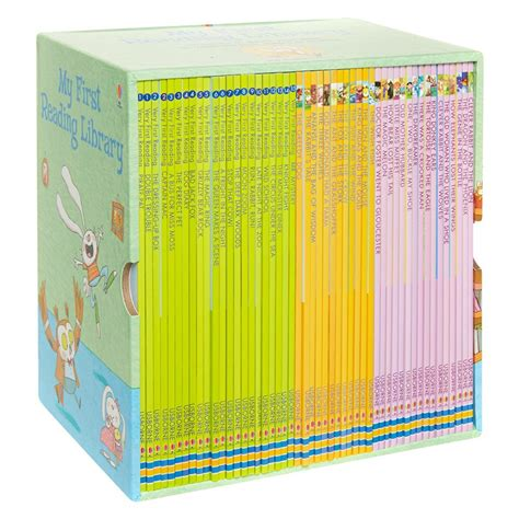 my reasing usborne my reading library 50 books set collection