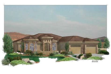 southwest house plans southwestern style homes luxamcc