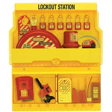 Masterlock S1900ve1106 Lockout Station model no s1900ve410 lockout station master lock