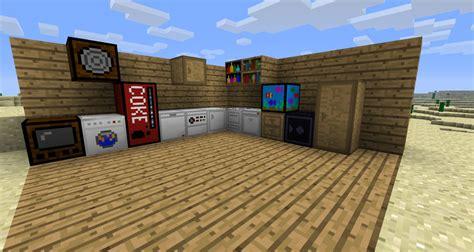 kitchen mod brainader s appliances mod minecraft mod