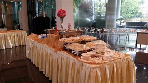 dessert table untuk 80 90 pax top 50 new year catering 2018 best cny catering
