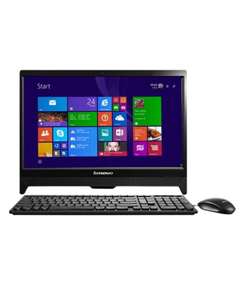 Lenovo All In One lenovo c2000 all in one desktop intel pentium