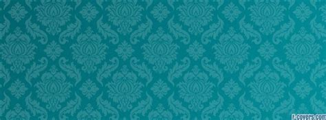 doodle name fitri teal damask pattern cover timeline photo banner