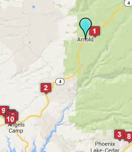 arnold california map arnold ca hotels motels see all discounts