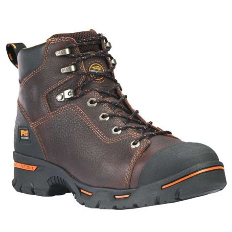 pro timberland work boots timberland s pro endurance 6 inch work boots 89631