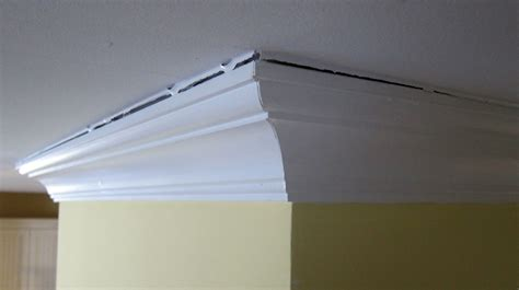 crown molding separating from ceiling best accessories