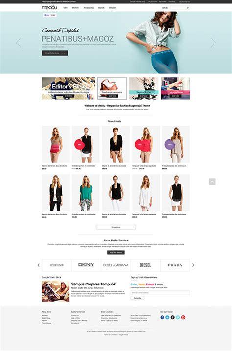 halo medou fashion responsive magento theme released
