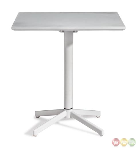 large square folding table big wave white square folding table zuo modern 703040