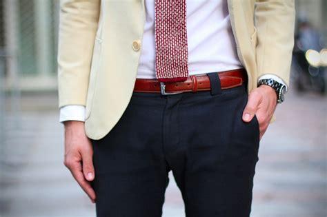 Ikat Pinggang Distro tips keren memakai sabuk atau ikat pinggang dengan benar