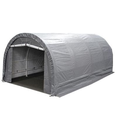 king canopy 10 ft w x 20 ft d dome storage garage g10208